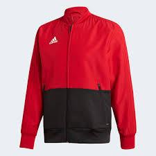 adidas Парадная <b>куртка Condivo 18</b> - красный   adidas Россия