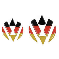 Newbee <b>Car Styling</b> VW Emblem Badge Sticker <b>Front Rear</b> Logo ...