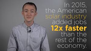 more us solar jobs than oil gas extraction pipeline jobs more us solar jobs than oil gas extraction pipeline jobs combined in 2015 cleantechnica