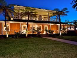 Hawaiian Plantation Style Home Plan Hawaiian Plantation Style