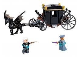 Конструктор <b>Lego Harry Potter Побег</b> Грин-де-Вальда ...