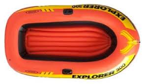 Купить Надувная <b>лодка Intex Explorer</b>-<b>300</b> Set (58332) оранжевый ...