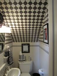 how to paint a small bathroom