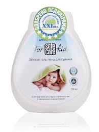 <b>Детская гель</b>-<b>пена для купания</b> Safe and Care For Kids 250 мл ...