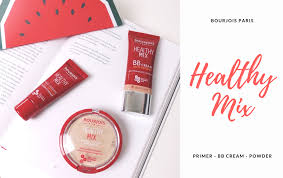 <b>Healthy Mix</b> Anti-Fatigue <b>Bourjois</b> - Anverelle - Beauty Blogger