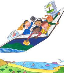 Resultado de imagem para livros infantis gifs animados