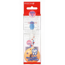 <b>Pigeon Training Toothbrush</b> - Step 1