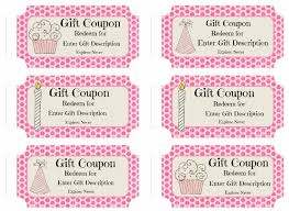 custom birthday coupons customize online print at home birthday coupons middot birthday coupons