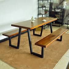 creative combinations of wrought iron wood office cheap office tables