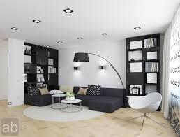 white and black living room design black white living room furniture
