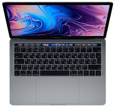 <b>Ноутбук Apple MacBook Pro</b> 13 with Retina display and Touch Bar ...