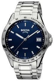 Наручные <b>часы BOCCIA</b> 3597-01 — купить по выгодной цене на ...