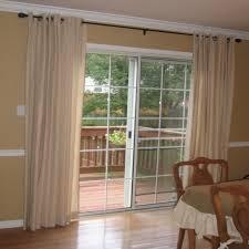 curtains valances sliding door