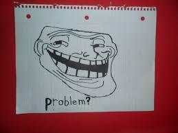 hand drawn troll face/ meme comic by thepyroassassin on DeviantArt via Relatably.com