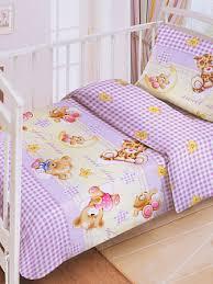 <b>Комплект постельного белья</b> Fun <b>Ecotex</b> Сладкие сны фиолетовый