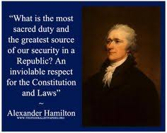 Alexander Hamilton & US History on Pinterest | Liberty, Politics ... via Relatably.com