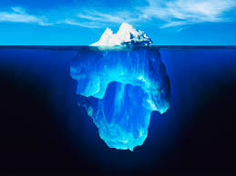 iceberg theory tumblr