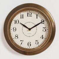«<b>Настенные</b> интерьерные <b>часы</b> Iron Clock 700-0009 ...