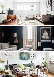 Paint Your Living Room Freshen Up Your Living Room With A New Coat Of Dark Gray Paint To