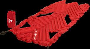 <b>Коврик</b> надувной <b>KLYMIT Inertia</b> X Wave <b>pad</b> Red - купить в КАНТе