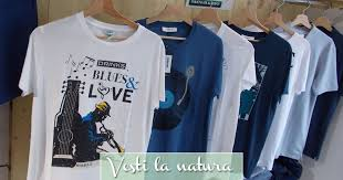 Ecological T-Shirts for Men and Women | Vesti la natura