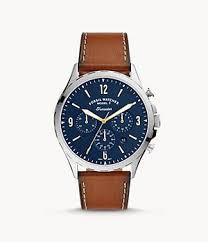<b>Leather</b> Watches for Men: Shop Men's Watches <b>Leather Band</b> Styles ...