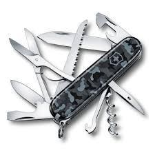 <b>Нож перочинный</b> VICTORINOX <b>Huntsman</b> Navy Camouflage, <b>91</b> ...