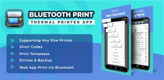 Bluetooth Print - Thermal Printer App - Apps on Google Play