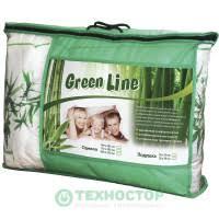 <b>Двуспальное одеяло Green Line</b> Бамбук классическое (165990 ...