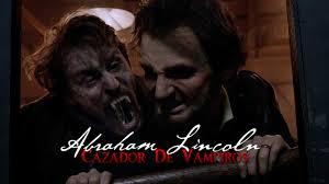 Películas Terror Buenas Abraham Lincoln Cazador de vampiros ...