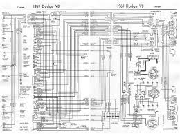 dodge charger 1969 v8 complete electrical wiring diagram all 1969 dodge charger v8 complete wiring diagram