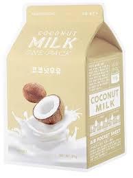 A'PIEU <b>Маска тканевая с</b> молочными протеинами и экстрактом ...