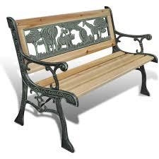 <b>Children Garden Bench 84</b> cm Wood -
