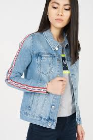 Джинсовая <b>куртка Tommy Jeans</b> - купить в магазине Ennergiia от ...