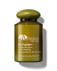 Fire Fighter® <b>Успокаивающий лосьон после бритья</b> | Origins Russia
