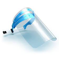 9131 Medical <b>Isolation</b> Face Shield Anti-fogging Transparent ...