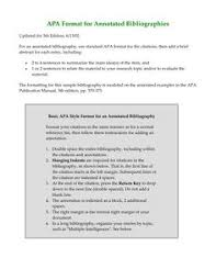 How to Create an Annotated Bibliography in Microsoft Word