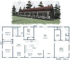 House Plans With Porches On Front And Back   Sweet Home Ideas    Metal House Plans With Porches Designs