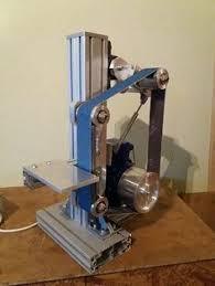 Three craftsmen <b>mini mini belt machine</b> DIY polishing <b>machine</b> ...