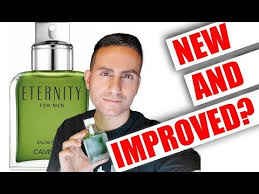 <b>Calvin Klein Eternity</b> EDP Cologne / Fragrance Review - YouTube