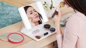 Spotlite <b>HD</b> | Bright Daylight LED <b>Makeup Mirror</b> - YouTube