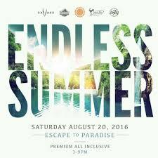 endless summer escape to paradise