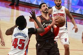 Portland Trail <b>Blazers</b>' Enes Kanter says support from teammates ...