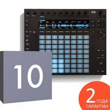 DJ-<b>контроллер Ableton Push</b> 2 - Live 10 Suite Bundle