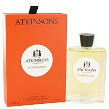 <b>Atkinsons 24 Old Bond</b> Street Eau De Cologne 100ml: Amazon.co ...