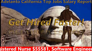 adelanto california top jobs salary report