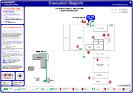 bfsr  evacuation signs  evaucation diagrams  emergency plan   hendrybfsr  evacuation signs  evaucation diagrams  emergency plan