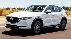 Аксессуары для Mazda СХ-5 (2017 - по н.в.)
