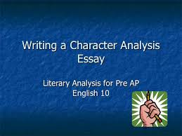 Writing the Literary Analysis How to avoid F     s and impress your professors Paine College