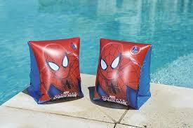 Надувные <b>нарукавники</b> 23х15 см, <b>Bestway Spider</b>-<b>Man</b>, арт. <b>98001</b>